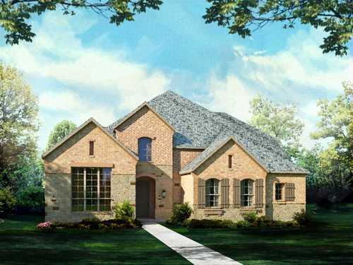 Starcreek 65s by Highland Homes in Dallas Texas