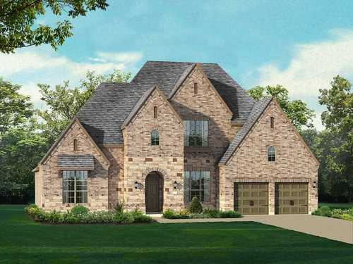 Windsong Ranch 75s by Highland Homes in Dallas Texas