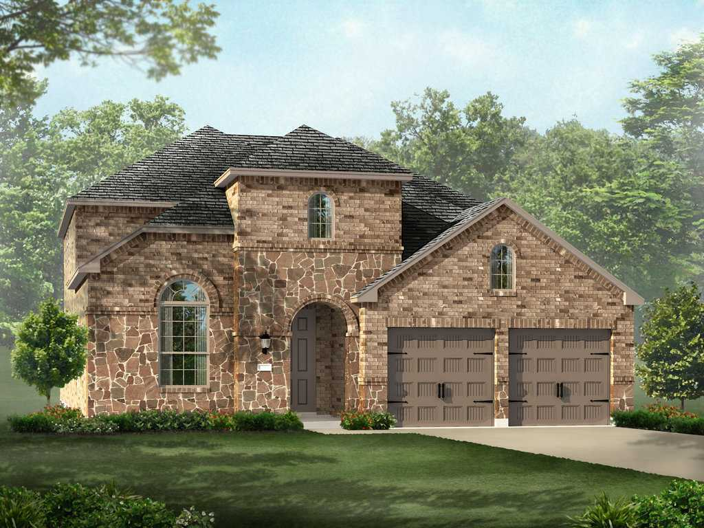 Single Family for Sale at Inspiration - 514 1602 Emerald Bay Lane Wylie, Texas 75098 United States