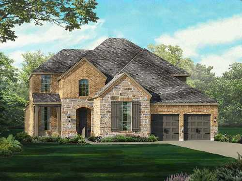 West Ranch 65s by Highland Homes in Houston Texas