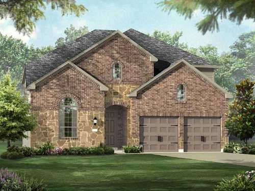 Creekwood 65s by Highland Homes in Fort Worth Texas