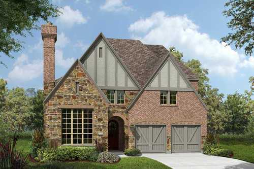 Villas of Pecan Creek by Highland Homes in Dallas Texas