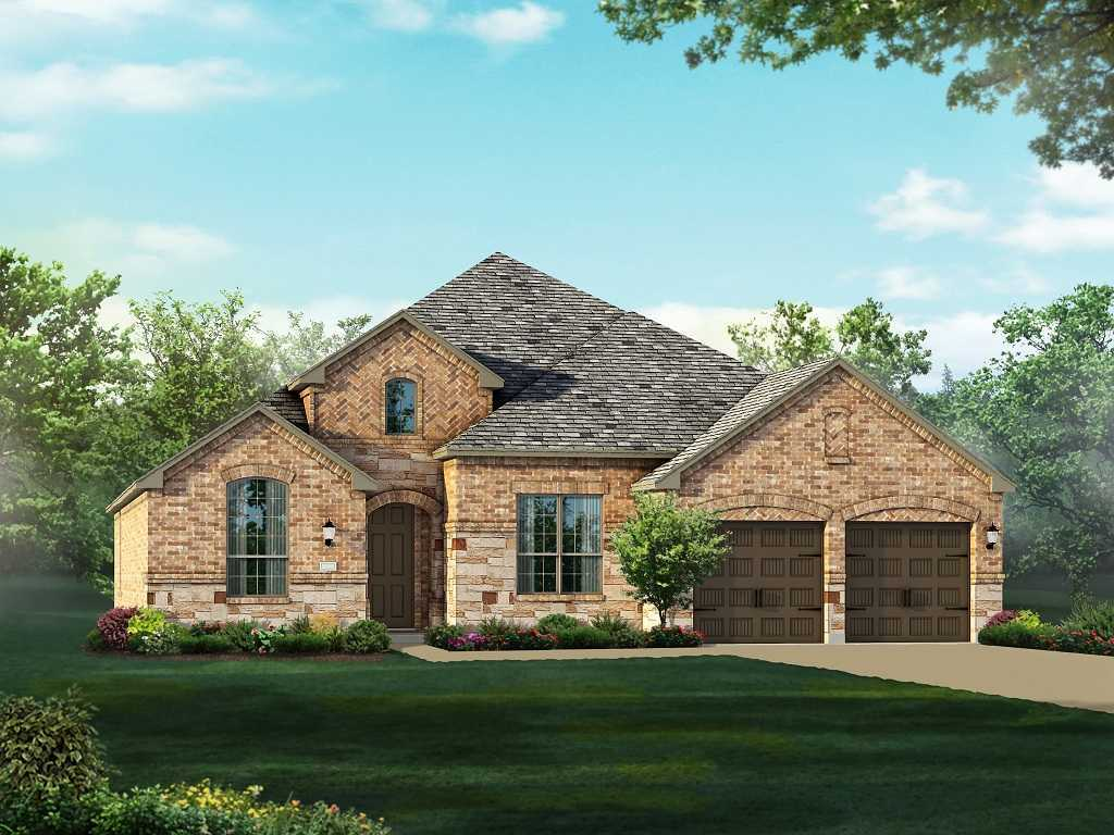 Single Family for Sale at Johnson Ranch 65s - 230 3793 Lariat Drive Bulverde, Texas 78163 United States