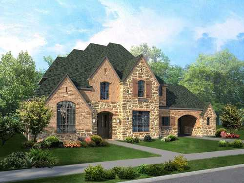Valencia Pines by Highland Homes in Houston Texas