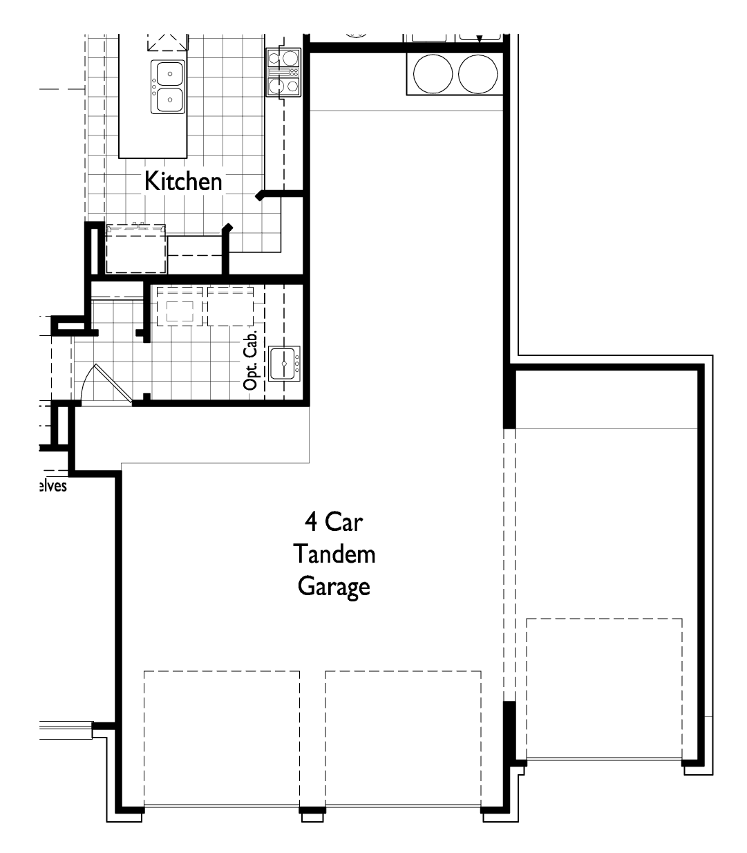 4 car tandem garage bing images for 4 car tandem garage
