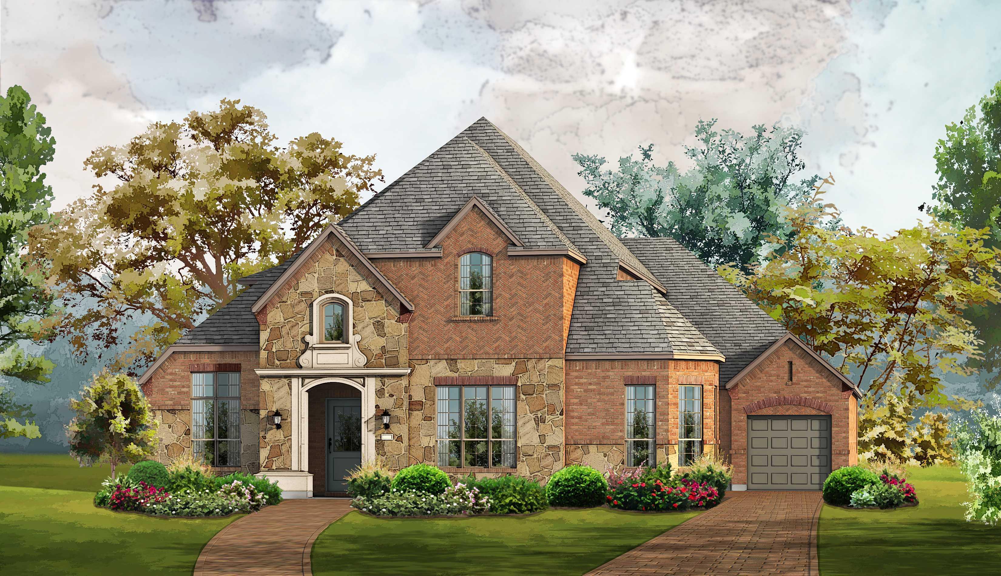 Single Family for Sale at 3950 4351 Honeyvine Lane Prosper, Texas 75078 United States