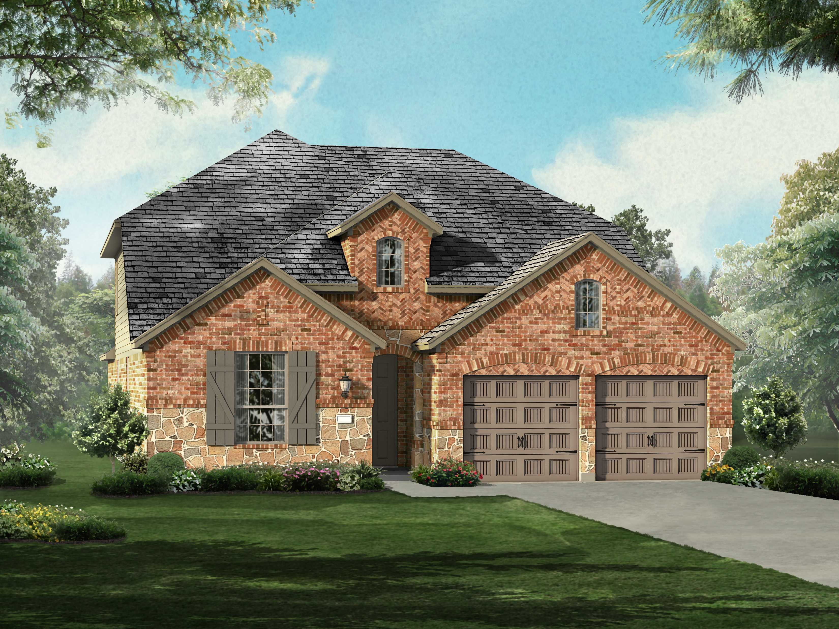 Single Family for Sale at 556 2009 Eagle Aerie Lane Wylie, Texas 75098 United States