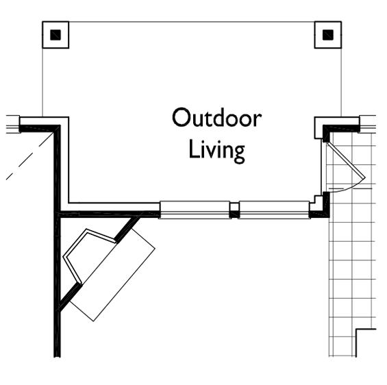 Opt Ext Outdoor Living