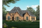 613 - The Tribute - The Glen: The Colony, TX - Highland Homes
