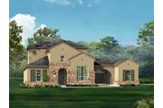 616 - Overlook at Stonewall Estates: San Antonio, TX - Highland Homes