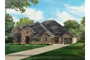 673 - Overlook at Stonewall Estates: San Antonio, TX - Highland Homes