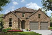 Adderley A - Trails of Chestnut Meadows 60s: Forney, TX - Horizon Homes