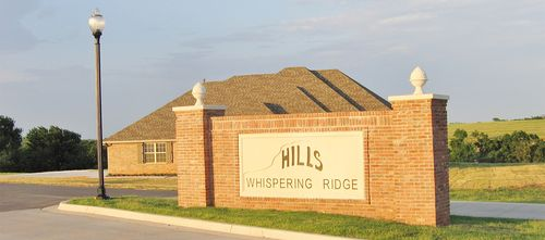 house for sale in Whispering Ridge by Hills Land & Construction