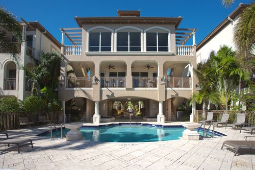 Waterside by Home Dynamics Corporation in Broward County-Ft. Lauderdale Florida