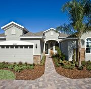 homes in Sawgrass Bay by Home Dynamics Corporation