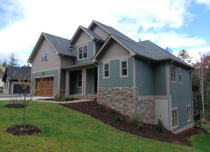 Custom Home Builder- HomeSource by Home Source in Asheville North Carolina