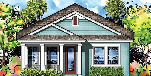 MiraBay Bay Breeze by Homes by WestBay in Tampa-St. Petersburg Florida