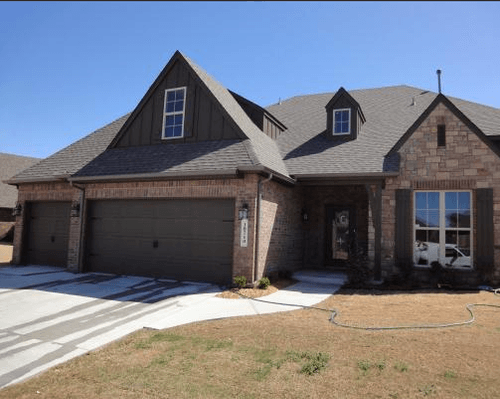 The Villages at Woodcreek II & III by Homes by Classic Properties in Tulsa Oklahoma