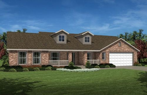 American Country Estates by Homes by DHR in Oklahoma City Oklahoma