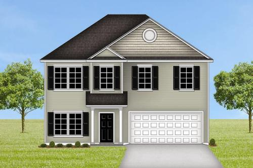 house for sale in Waverly at the Highlands by Homes of Integrity
