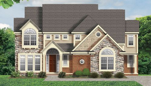 Turnberry by Hunter Pasteur Homes in Detroit Michigan