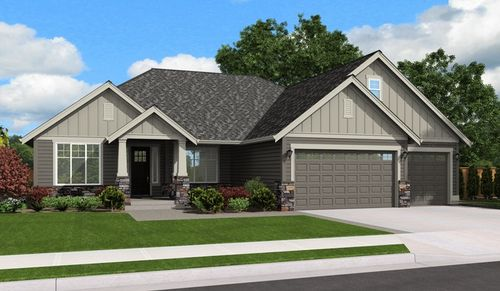 Chelsea Park by Soundbuilt Homes in Bremerton Washington