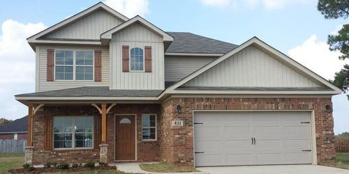 Yarbrough Farms by Hyde Homes in Huntsville Alabama