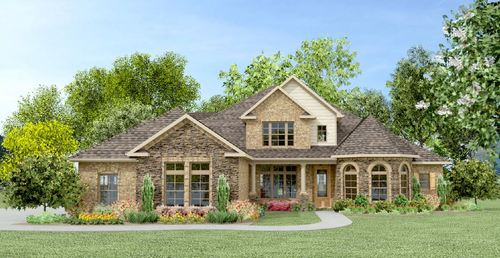 Timberwind by Hyde Homes in Huntsville Alabama
