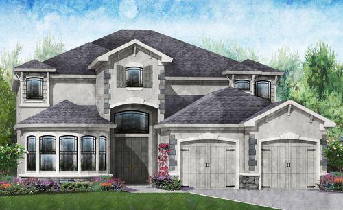 Highland Glen by ICI Homes in Jacksonville-St. Augustine Florida