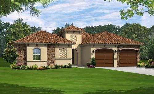 house for sale in Avilla by ICI Homes