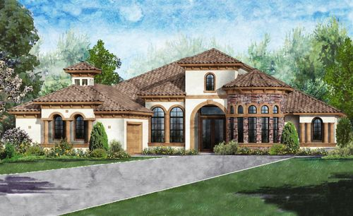 Waters Edge by ICI Homes in Daytona Beach Florida