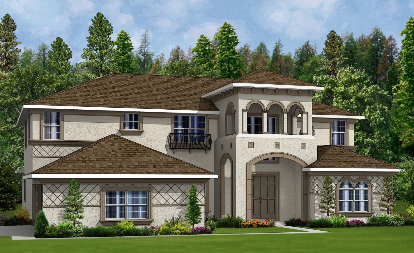 North shore at lake hart new homes new homes for sale in for North shore home builders