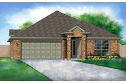 Hartwell - Springs at Settlers Ridge: Yukon, OK - Ideal Homes