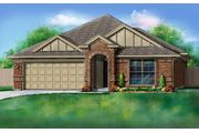 Indalo - Springs at Settlers Ridge: Yukon, OK - Ideal Homes