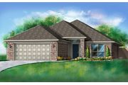 Julian - Springs at Settlers Ridge: Yukon, OK - Ideal Homes