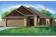 Lane - Springs at Settlers Ridge: Yukon, OK - Ideal Homes
