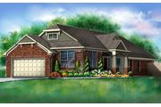 Jensen - Springs at Settlers Ridge: Yukon, OK - Ideal Homes