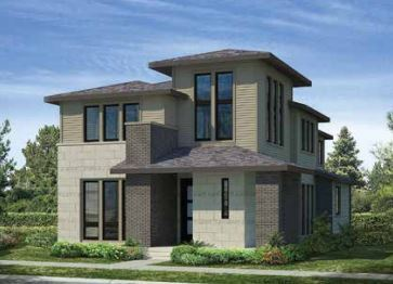 Vue at Stapleton by Infinity Home Collection in Denver Colorado