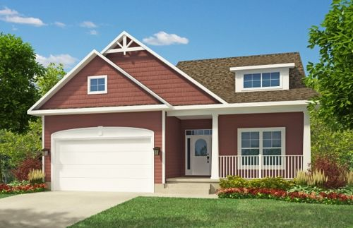 Summercrest by Insight Homes in Sussex Delaware