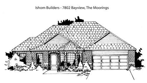 Sandkey Villas at Moorings- Entry 53 by Isham Builders Inc. in Wichita Kansas