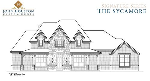 Springfield Lakes by J Houston Homes in Dallas Texas