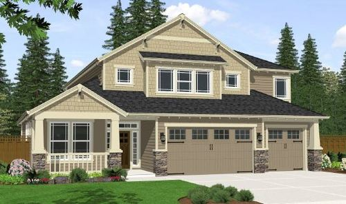 house for sale in The Ridge at Glacier Creek by JK Monarch