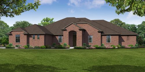 Butler Ranch Estates by Jimmy Jacobs Homes in Austin Texas