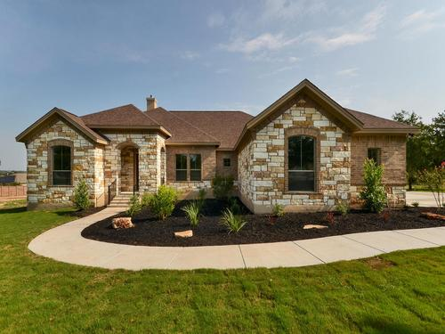 Woodland Park by Jimmy Jacobs Homes in Austin Texas