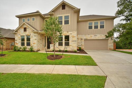 Caballo Ranch by Jimmy Jacobs Homes in Austin Texas