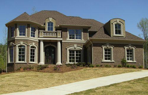 GrandeView Estates by Jones & Minear Homebuilders in Atlanta Georgia
