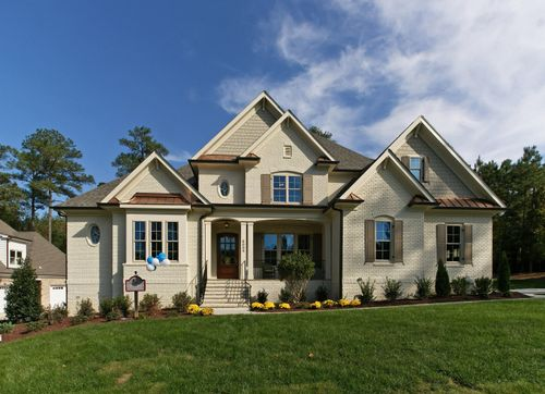 Creekside at Olde Carpenter by Jordan Built - RDU in Raleigh-Durham-Chapel Hill North Carolina