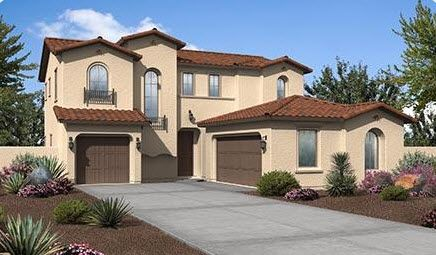 Saronno at Estrella by AV Homes in Phoenix-Mesa Arizona
