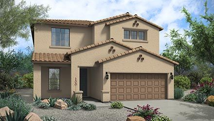 Glen River at Canyon Trails by AV Homes in Phoenix-Mesa Arizona
