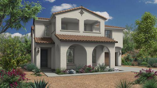 house for sale in Glenwood at Verrado by AV Homes